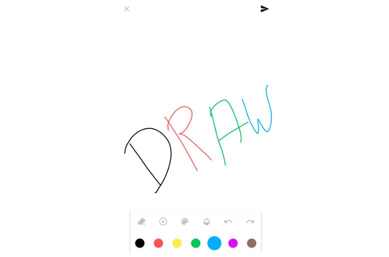 A drawing view for your android application