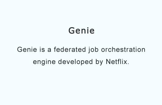 A federated job orchestration engine developed by Netflix