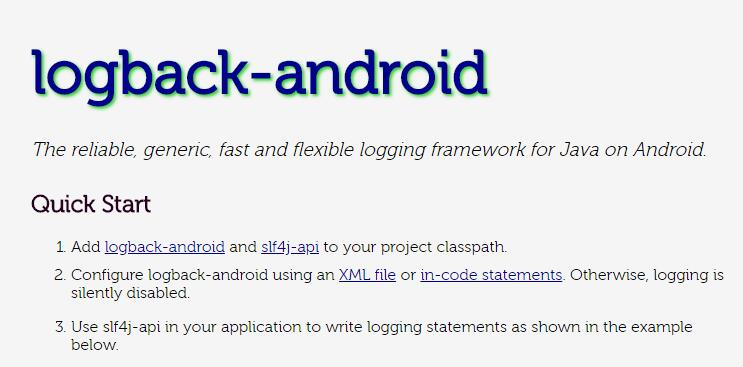 The reliable and flexible logging framework for Android