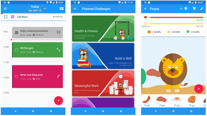 Fun & Motivational Todo List with Calendar for Android