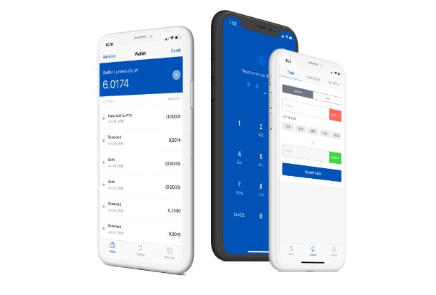 An open source Android wallet for Stellar