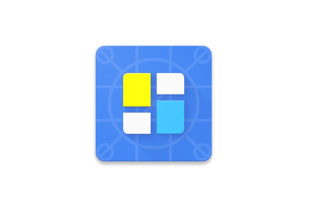 Easily customizable Android dashboard for icon packs