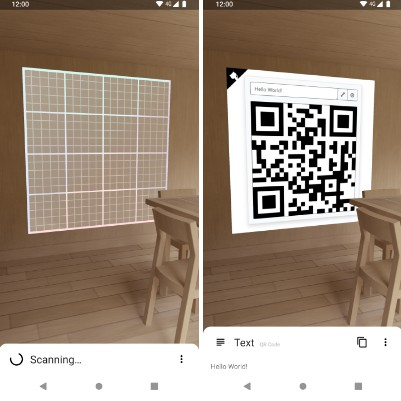 Scan and create QR Codes with ease