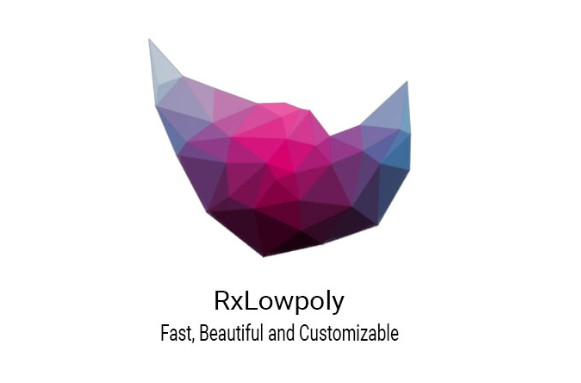 A RxJava based library using native code to convert images to Lowpoly